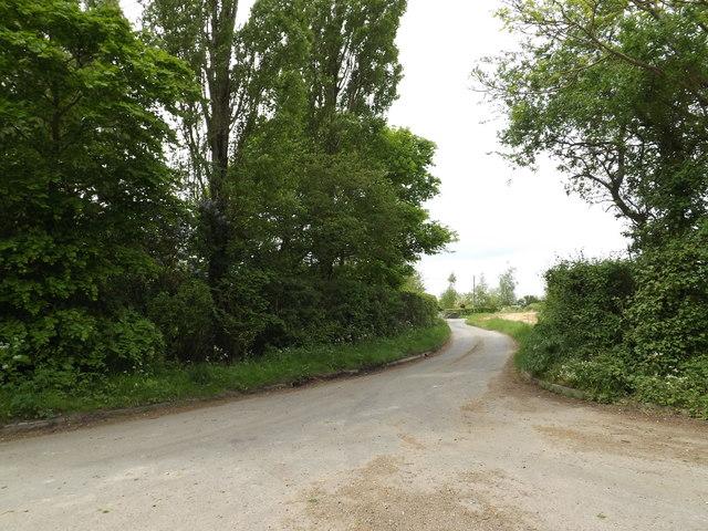 The Lane, Nettlestead