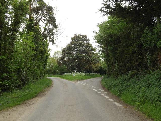 Nettlestead Road, Nettlestead