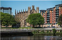 NS5964 : St Andrew's Cathedral by Peter McDermott