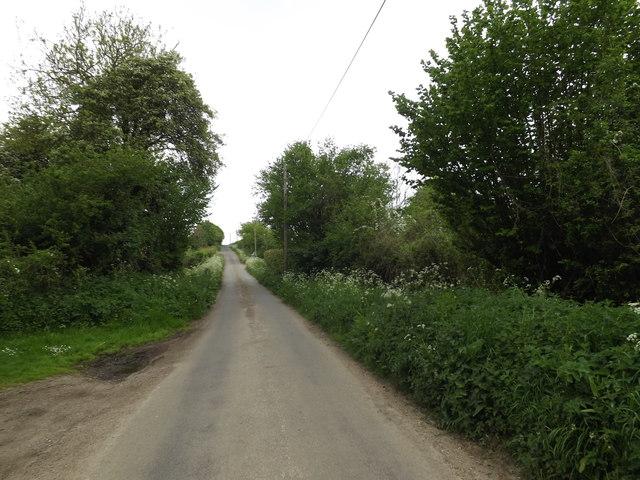 Hall Lane, Nettlestead
