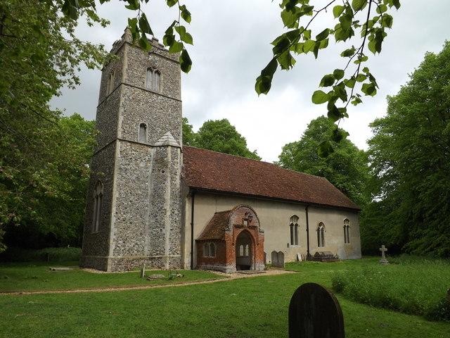 St.Mary's Church, Nettlestead