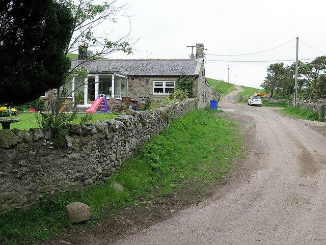 Fawdon Cottage
