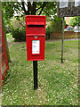 TM1048 : 9 Little Box Meadow Postbox by Adrian Cable