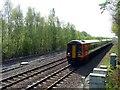 SK4450 : The Midland Main Line railway at Codnor Park by Graham Hogg