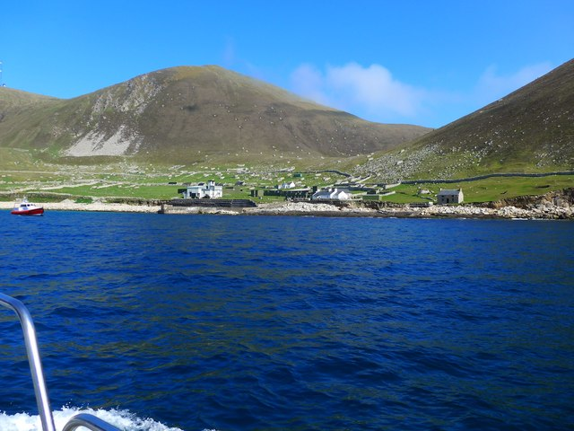 Village Bay, Hirta, St Kilda
