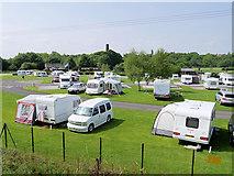 SD7912 : Burrs Caravan Park by David Dixon