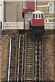 NZ6621 : Saltburn Cliff Lift by Mark Anderson