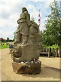 SK1814 : National Memorial Arboretum: RNLI by Stephen Craven