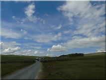 SD8965 : The Malham-Settle road, Malham Tarn by Carroll Pierce