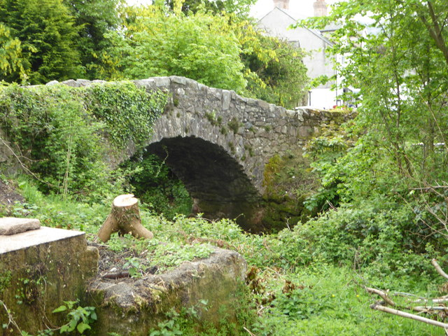 Bridge over Whillan Beck