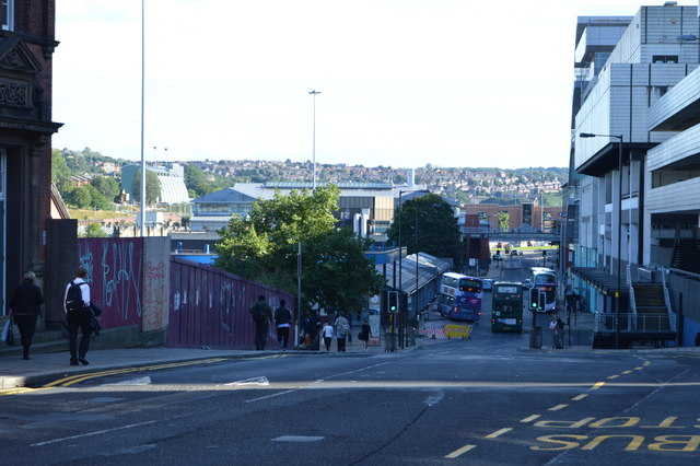 d4a54d61c5 Sheffield Interchange © N Chadwick :: Geograph Britain and Ireland