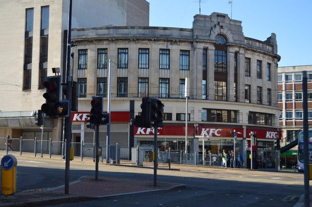 30c44da2cb KFC, Sheffield © N Chadwick cc-by-sa/2.0 :: Geograph Britain and Ireland