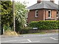 TM0855 : Gipsy Lane, Needham Market by Geographer