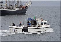 J5082 : The 'Osprey I' off Bangor by Rossographer