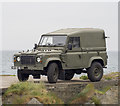 J5082 : MOD Land Rover, Bangor by Rossographer