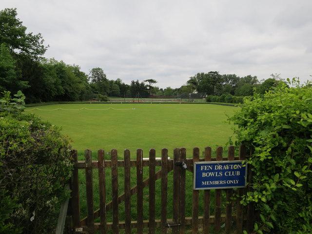 Fen Drayton Bowls Club