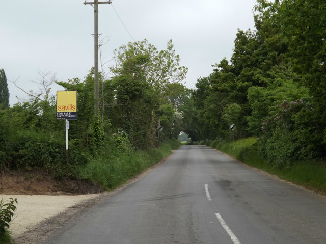 Sternfield Road, Snape
