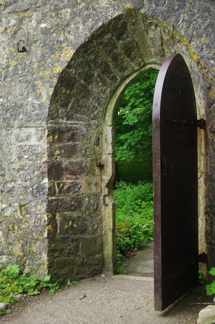 Dunraven Walled Garden