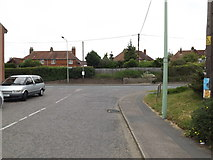 TM0559 : Charles Industrial Estate, Stowmarket by Adrian Cable