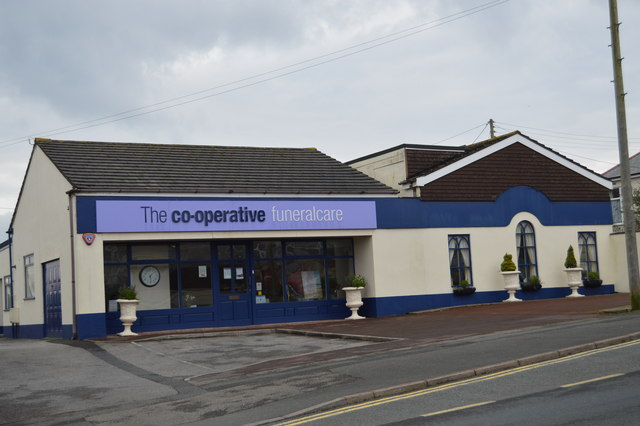 The Co-op funeral care