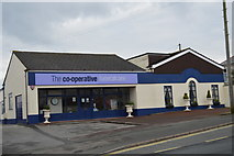 SX4159 : The Co-op funeral care by N Chadwick