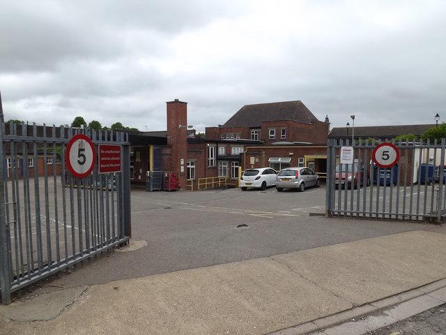 Stowmarket Postal Sorting Office