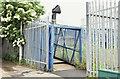 J3272 : Railway footbridge, Donegall Avenue, Belfast - June 2016(1) by Albert Bridge