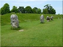 SU1070 : Avebury Stone Circle by Oliver Dixon
