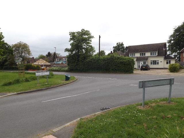 Middlefield Drive, Great Finborough