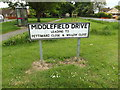 TM0157 : Middlefield Drive sign by Adrian Cable