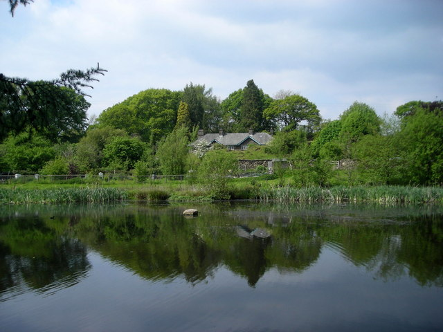 Lake at Matson Ground