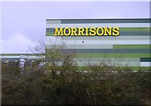 ST3140 : Morrisons Distribution Centre by N Chadwick