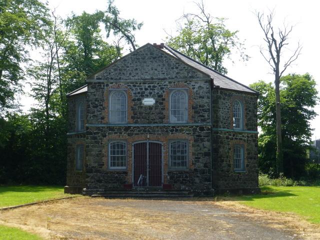 The First Presbyterian Church (Non-Subscribing), Crumlin