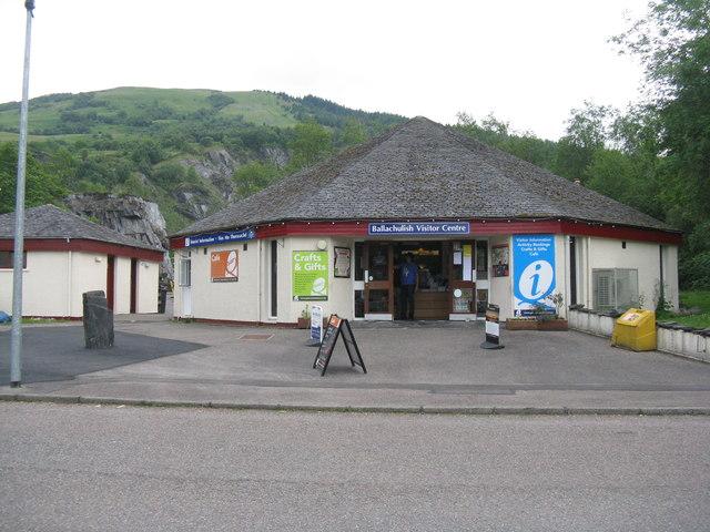Ballachulish Visitor Centre