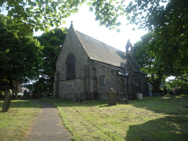 Church of St Michael and All Angels, Esh