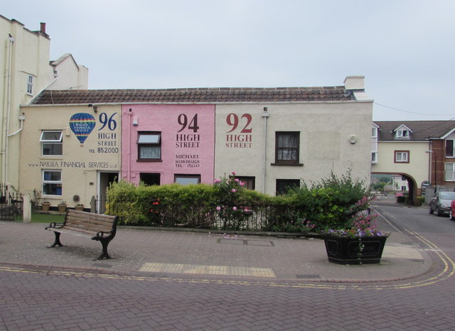96 94 and 92 High Street, Nailsea