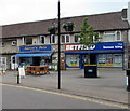 ST4770 : Betfred the bonus king in Nailsea by Jaggery