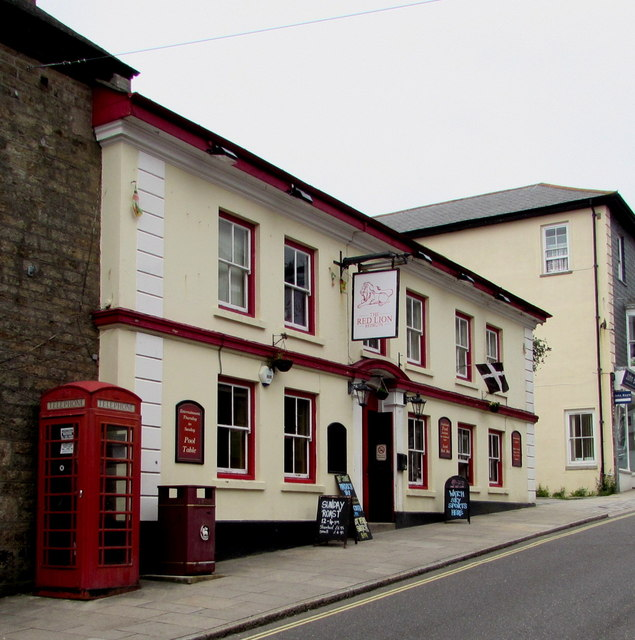 Red Lion, Redruth