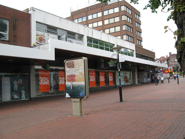 British Home Stores 3-Sutton Coldfield, West Midlands