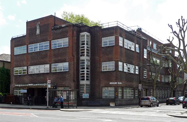 Bermondsey Health Centre, Grange Road
