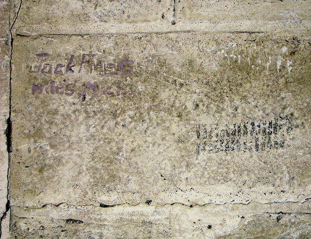 WW2 graffiti
