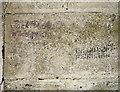 TG2712 : WW2 graffiti by Evelyn Simak