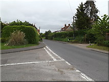 TL9568 : The Street, Stowlangtoft by Geographer
