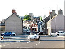 H8744 : View north along Irish Street, Armagh by Eric Jones
