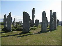 NB2133 : Calanais / Callanish Stones by M J Richardson