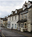 SO8700 : Eastern end of West End, Minchinhampton by Jaggery
