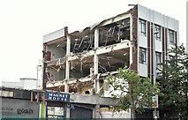 J3374 : Magnet House (demolition), Belfast - June 2016(3) by Albert Bridge