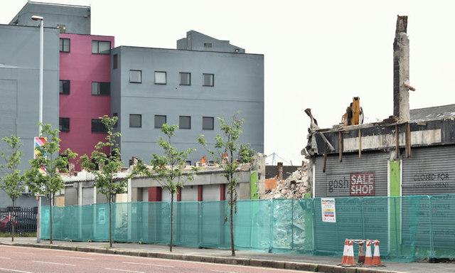 Nos 101-107 York Street, Belfast - June 2016(1)