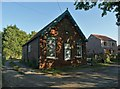 TA3623 : Holmpton Village Hall by Neil Theasby