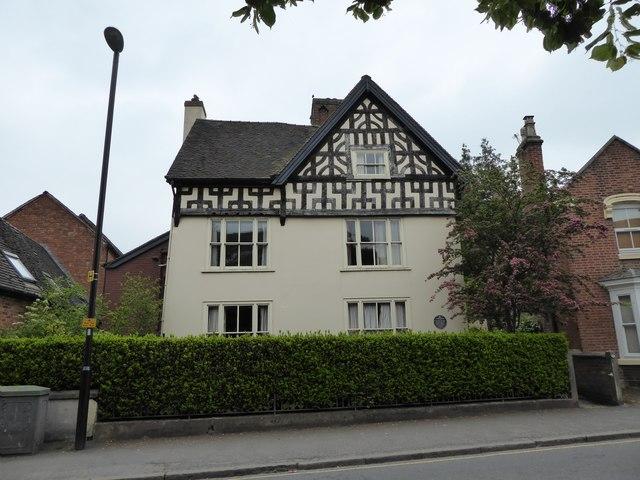Market Drayton: Cotton's House